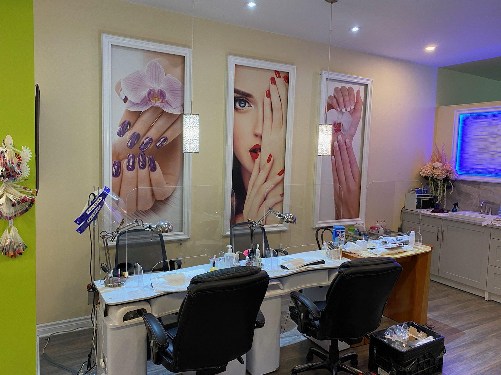 Nail salon Montreal | Ongles J&T Nails Salon | Montreal, QC H2K 1X1